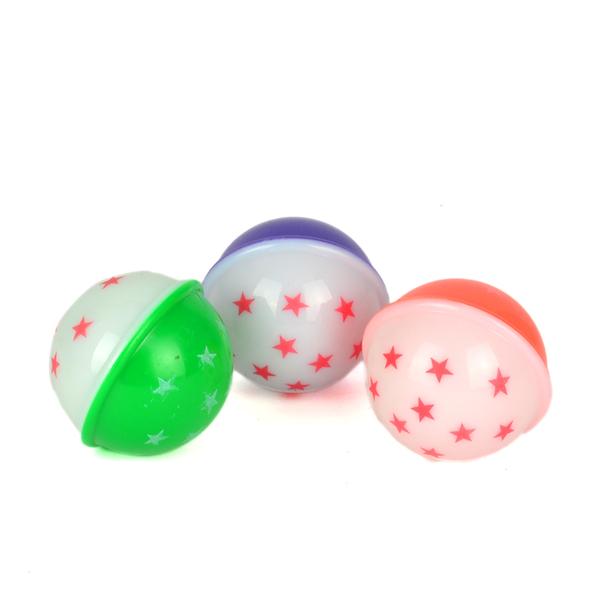 ZM4-4321 Kedi Oyun Topu Renkli Zilli 3'lü