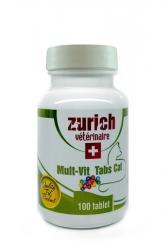 Zürich - Zürich Cat Multi-Vit 100 Tablet