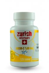 Zürich - Zürich Dog Ascor-C %99 125 Tablet